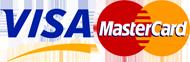 MasterCard/Visa